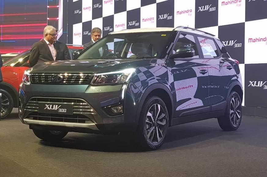 2019 Mahindra Xuv300 Tata Nexon Maruti Suzuki Vitara Brezza