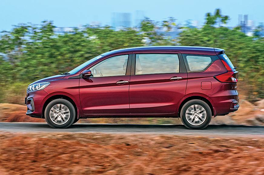 2019 Maruti Suzuki Ertiga review, road test - Autocar India