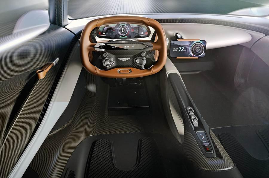 Aston Martin Am Rb 003 Hypercar Unveiled At Geneva Autocar India