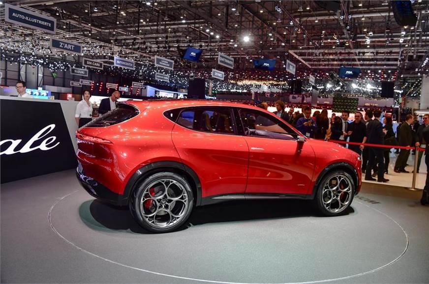 Alfa Romeo Tonale PHEV SUV previewed - Autocar India