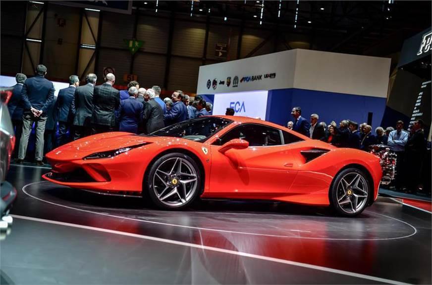 Ferrari F8 Tributo Showcased At The 2019 Geneva Motor Show Autocar