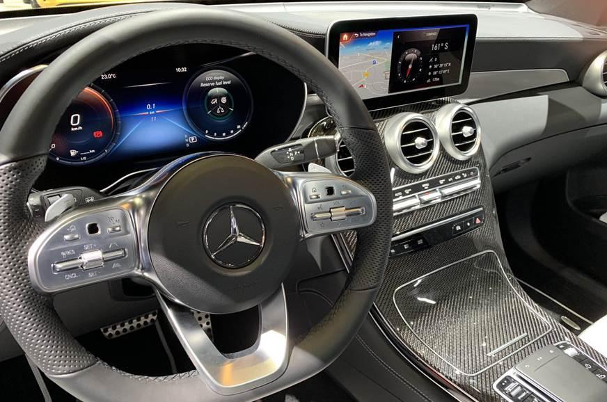 2019 Mercedes-Benz GLC: Facelift, Interior, Updates >> Mercedes Benz Glc Facelift India Bound In 2019 Autocar India