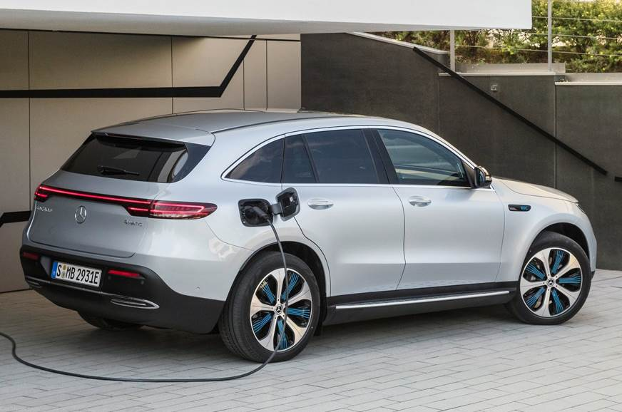Mercedes Looking At Local Embly Of All Electric Eqc