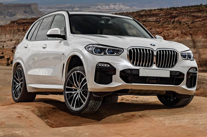 New 4th Gen Bmw X5 Suv India Launch Details Engine Options And More