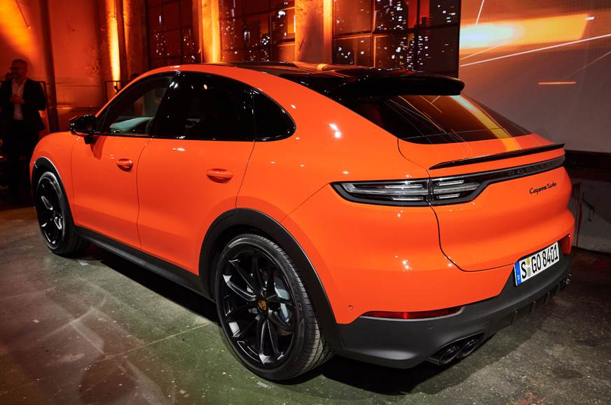 Porsche Cayenne Coupe India launch by end-2019 - Autocar India