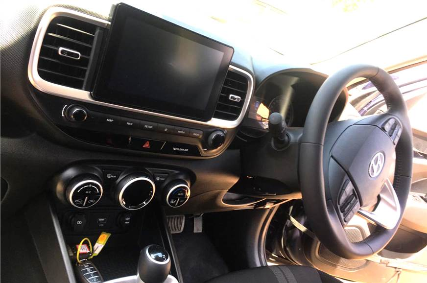 Hyundai Venue Images Leaked Online Autocar India