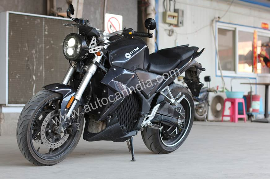Evoke Motorcycles to take on 125-150cc motorcycles with e