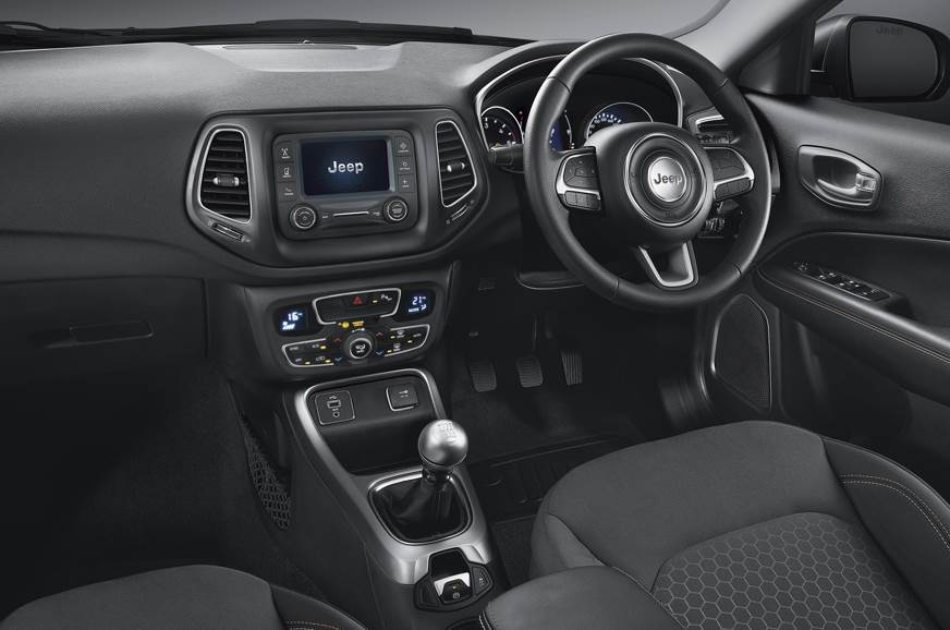 2019 Jeep Compass Sport Plus Suv Launched In India Priced