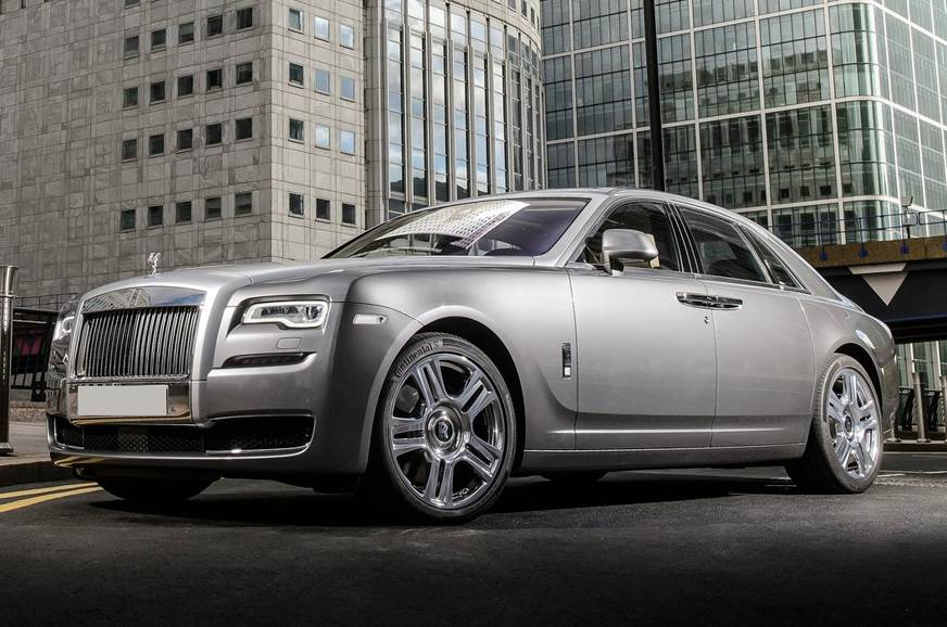 All-new Rolls-Royce Ghost luxury sedan coming in 2020 ...