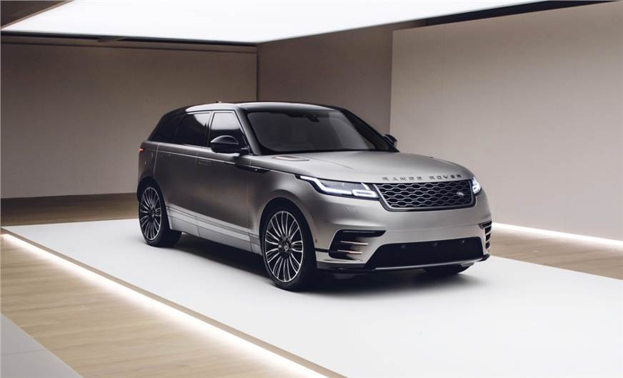 Locally Manufactured Range Rover Velar Priced At Rs 72 47 Lakh