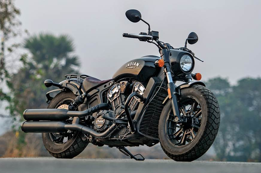 Indian Scout, Scout Bobber and Scout Sixty recalled in the