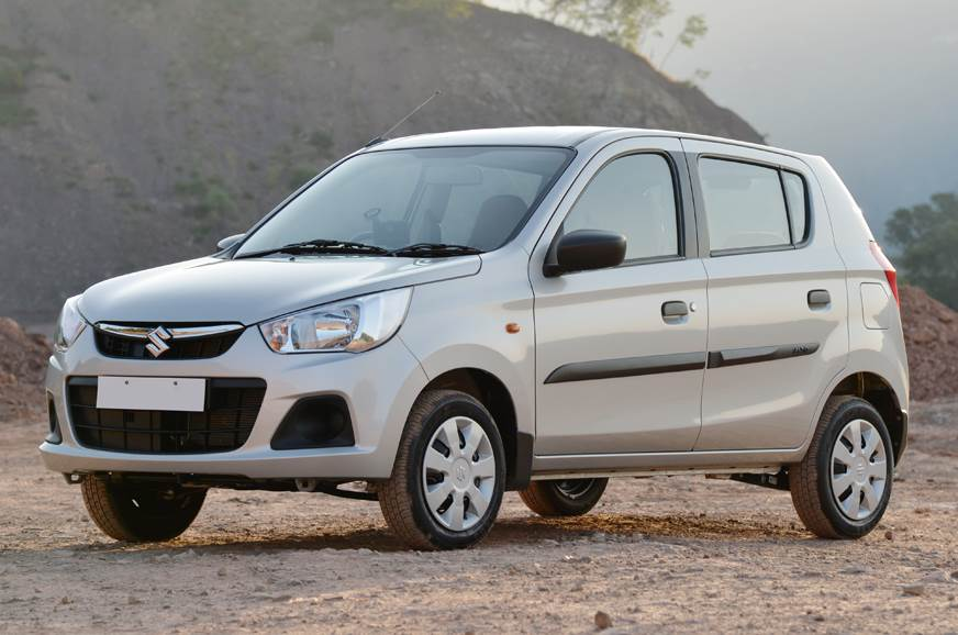 Maruti Alto K10 Price Increased With Safety Update Autocar India