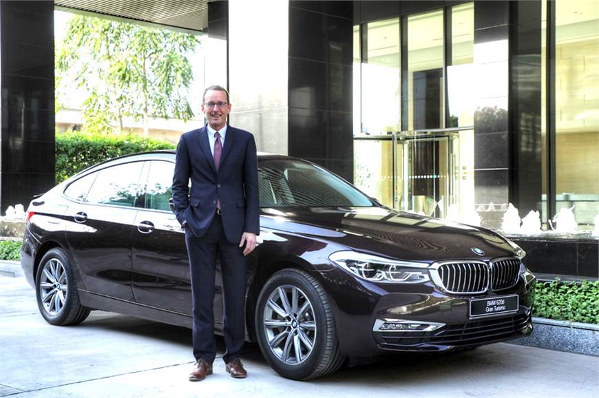 New Bmw 6 Series Gt Launched In India Bmw 620d Diesel Price Rs