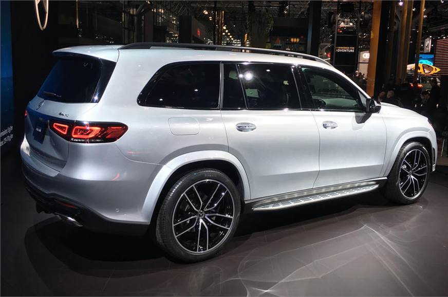 All New Mercedes Benz Gls Unveiled