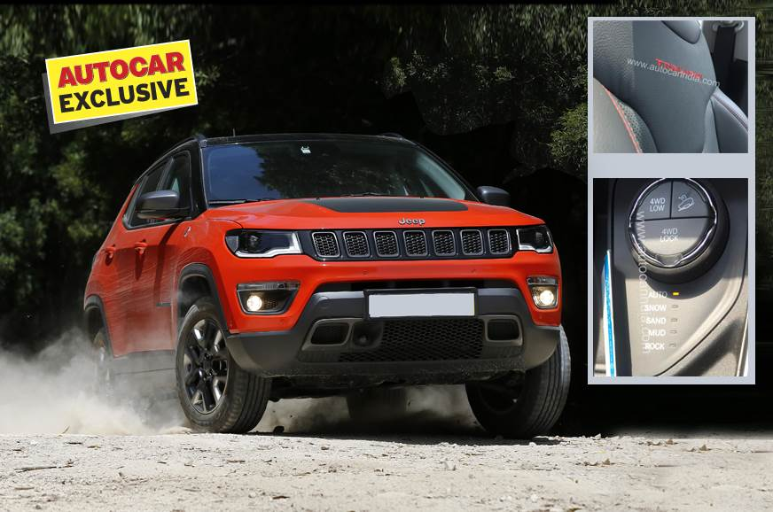 Jeep Compass Trailhawk India Price Reveal In July 2019
