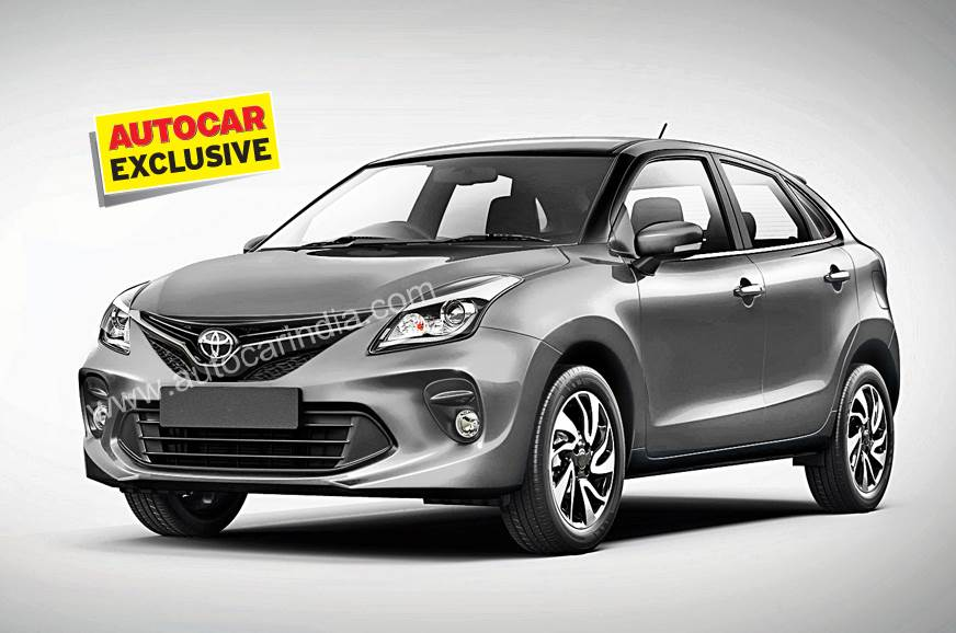 New Toyota Glanza Hatchback Based On Maruti Baleno Expected To Get 3