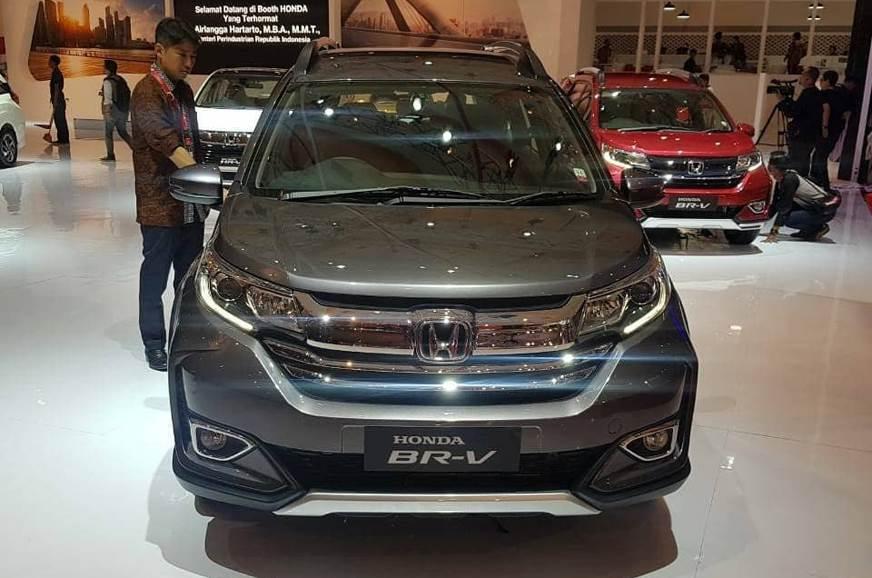 New Honda Brv Revealed In Indonesia Autocar India