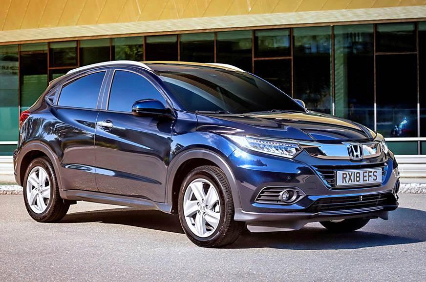 2019 Honda HR-V Vezel, Release Date, Redesign, Price >> Honda Hr V Suv India Launch By Diwali 2019 Autocar India