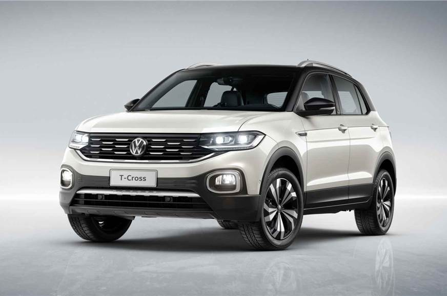 India Bound Volkswagen T Cross Production Increased In International