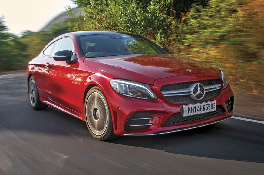 2019 Mercedes Amg C 43 Coupe Review Test Drive