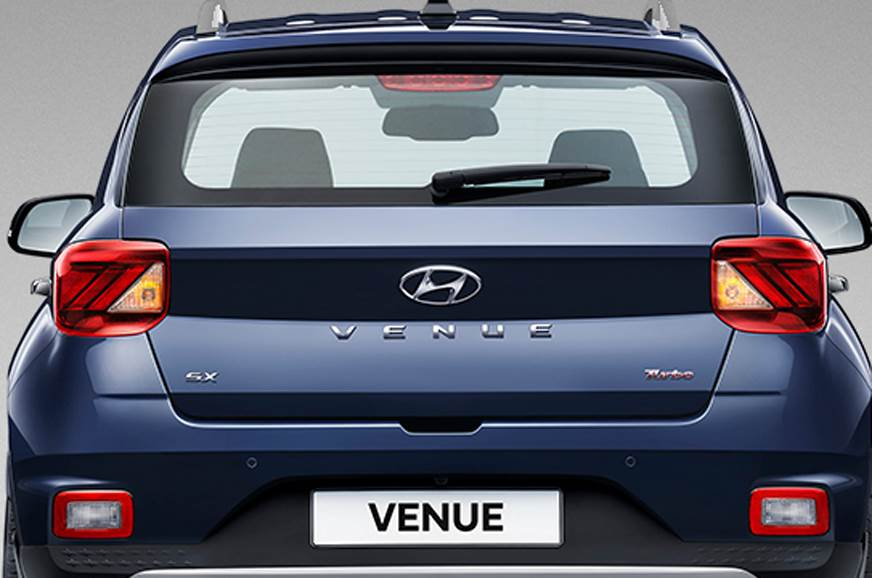 Hyundai Venue booking details, variants and paint options