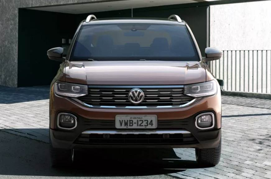 All New Volkswagen Polo Based Suv Will Be Based On The Mqb Platform