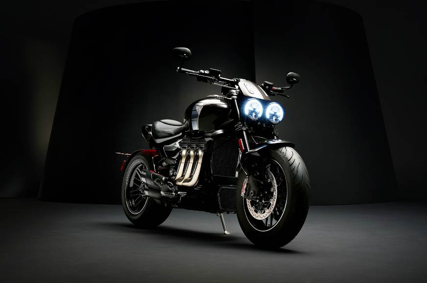 Details Of The 2019 Triumph Rocket 3 Tfc Have Been Revealed