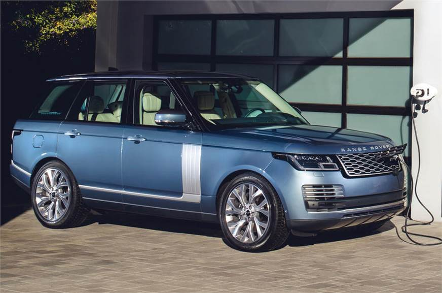 Land Rover to offer mild-hybrid or plug-in hybrid drivetrains in