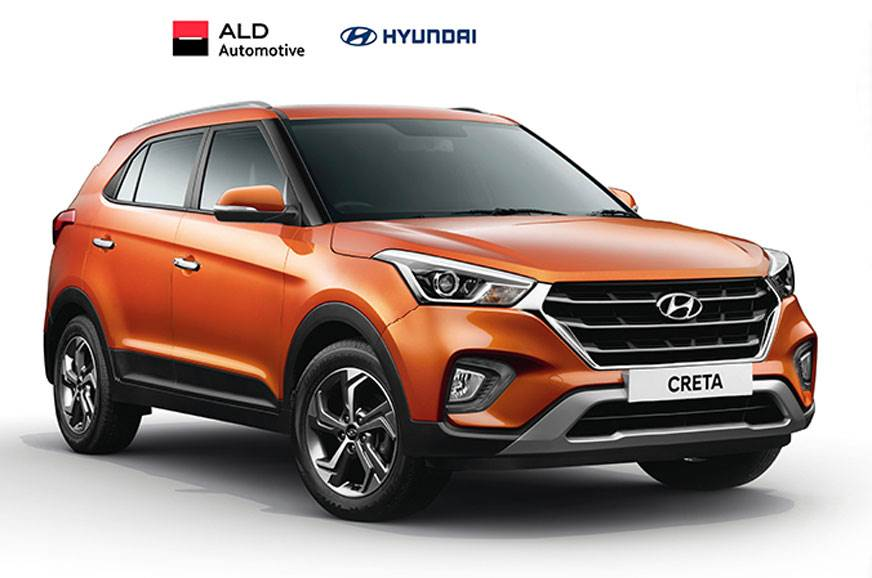 Hyundai Creta Verna I20 Santro And More Now Available On Lease