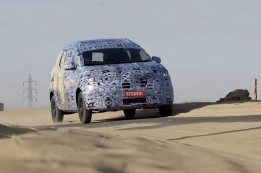 Renault Triber 7 Seater Global Unveil In India On June 19 2019