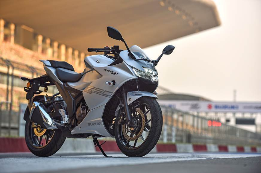 5 important things to know about the Suzuki Gixxer SF 250