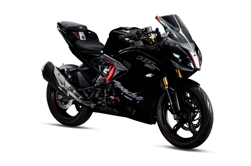 TVS launches the updated Apache RR 310 at Rs 2 27 lakh