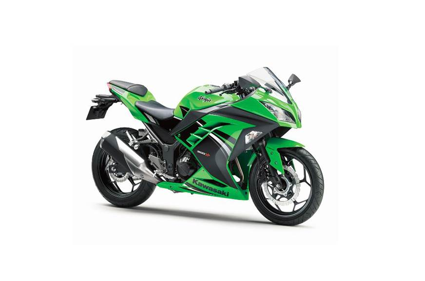 Kawasaki Ninja 300 Updated With Two New Colours For 2019 Autocar India