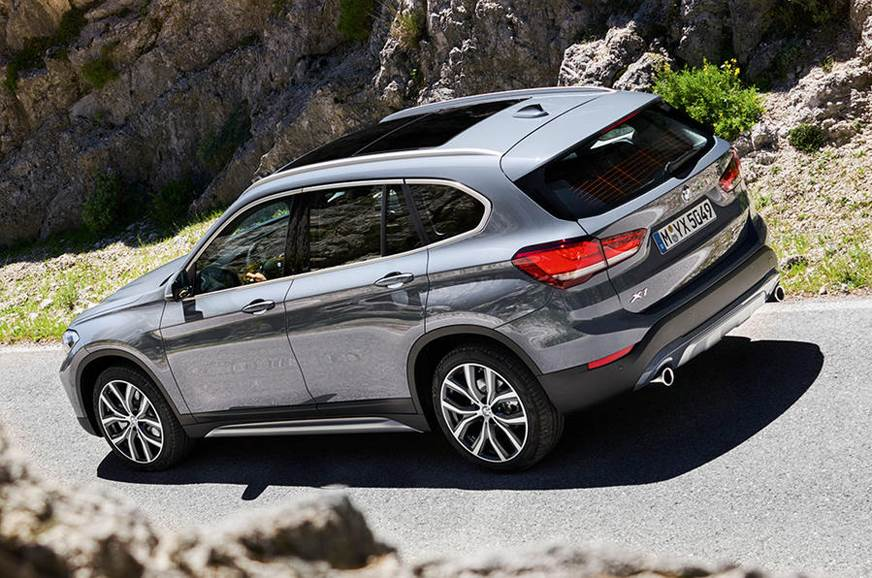 2020 BMW X1: Mid-update, Changes, Release >> Updated Bmw X1 Gets Design Changes And Hybrid Option Autocar India