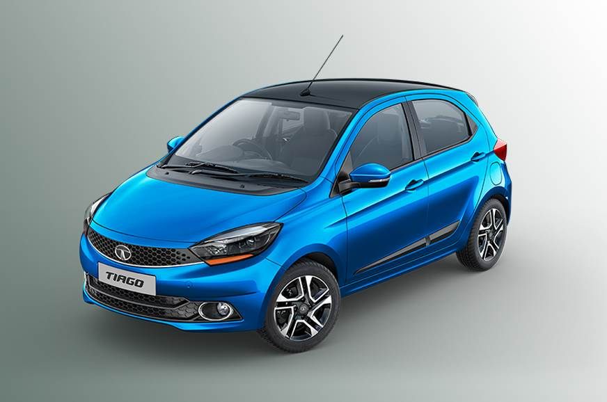 Tata Tiago Prices Updated Gets New Xz O And Xza Petrol Automatic