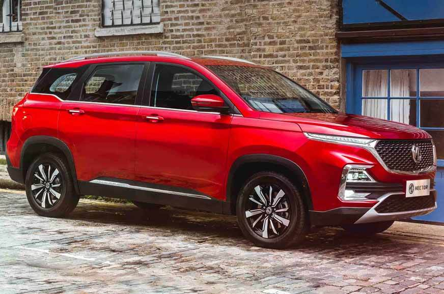 Mg Hector Bookings To Officially Commence From June 4 2019