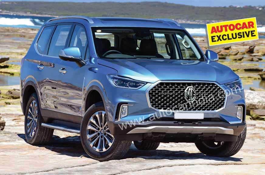 MG Motor to launch Maxus D90 SUV in India in the next 18