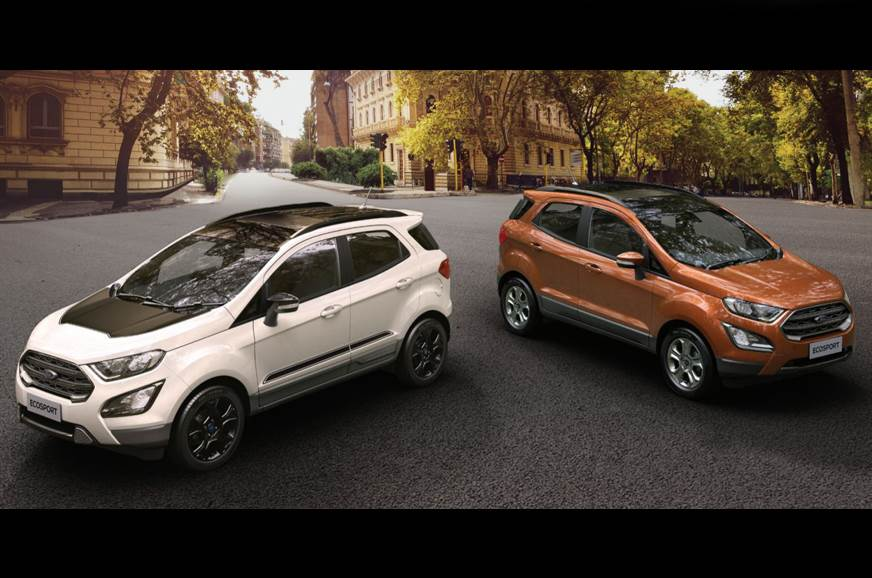 2020 Ford EcoSport: Specs, Equipment, Price >> 2019 Ford Ecosport Suv Now Priced From Rs 7 69 Lakh In India