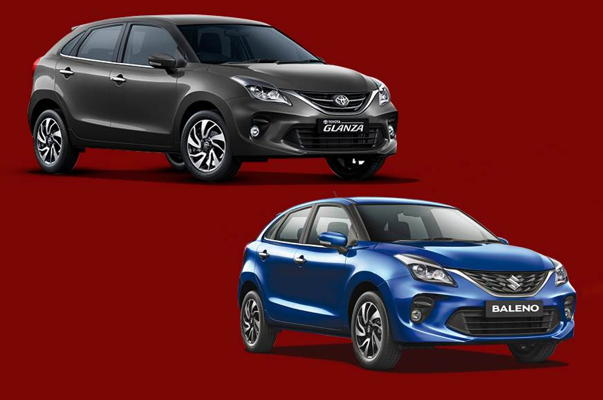 Glanza vs Baleno: how is the Toyota different to Maruti