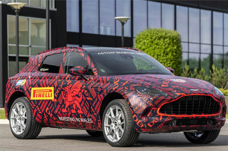 2020 Aston Martin DBX: Design, Powertrains, Arrival >> Aston Martin Dbx Suv Pre Production Begins Ahead Of An