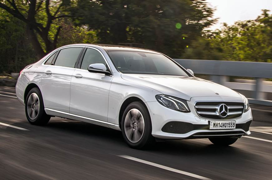 Mercedes E220d E-class diesel review, test drive - Autocar India