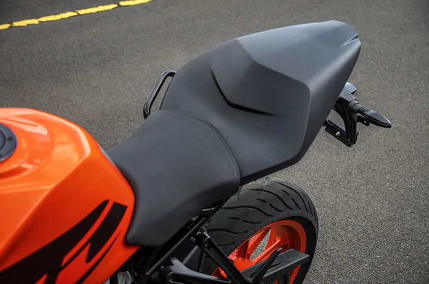 KTM RC 125 review - KTM's most affordable fully-faired bike