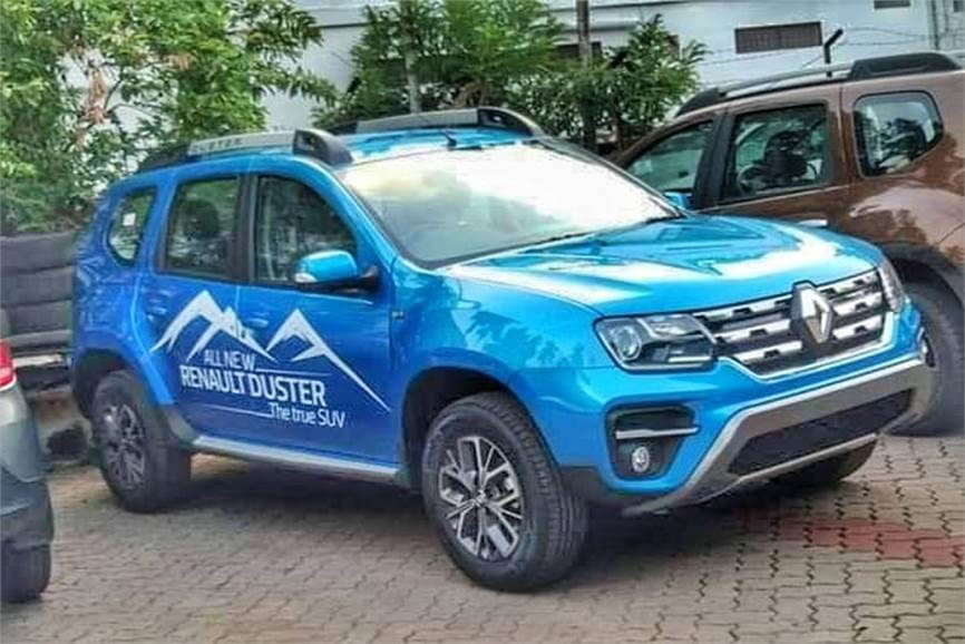 b1637103e05 New Renault Duster to launch on July 8 - Autocar India