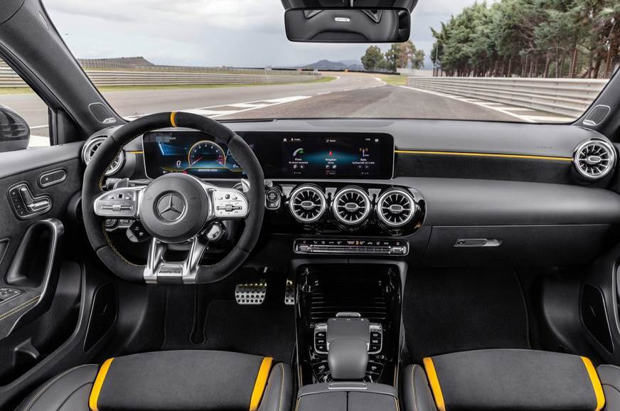 2019 Mercedes Benz A45 And A45 S Amg Revealed Ahead Of