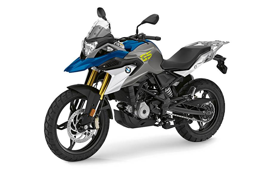 BMW reveals new colours for the G 310 R, G 310 GS, S 1000 RR and
