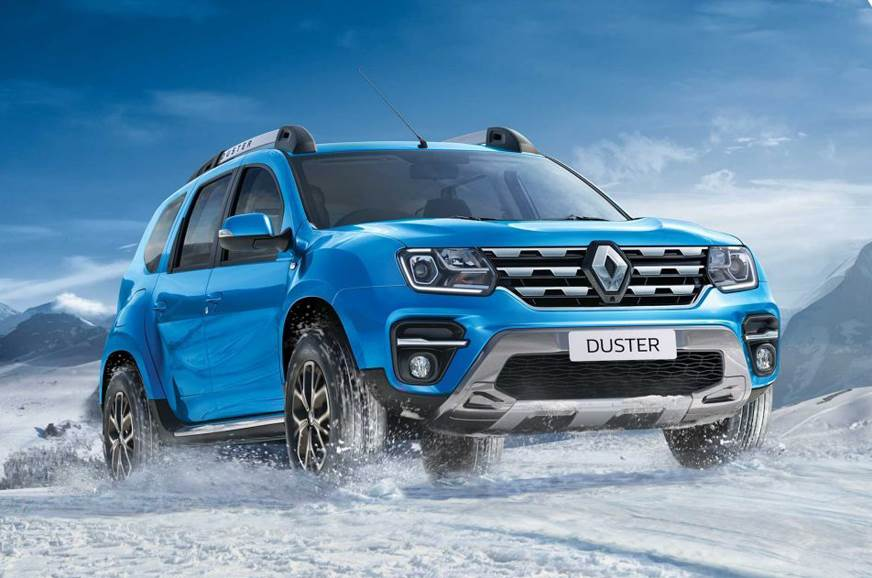 267d9a78078 2019 Renault Duster price, features, and variants detailed - Autocar ...