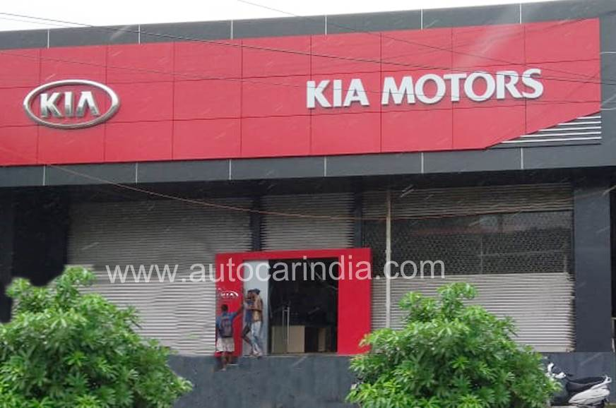 Exclusive! Kia showroom locations in India listed - Autocar