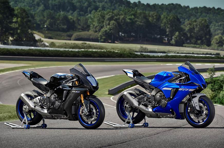 2020 Yamaha R1 And R1m Launched In International Markets Autocar India