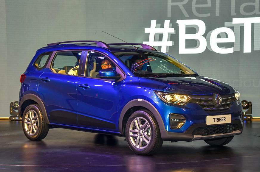 Upcoming Renault Triber 7 Seater 5 Things To Know Autocar India