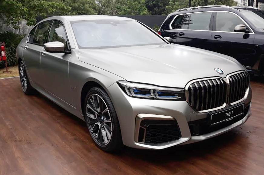 New Bmw 7 Series >> 2019 Bmw 7 Series Facelift Launched In India Prices Start